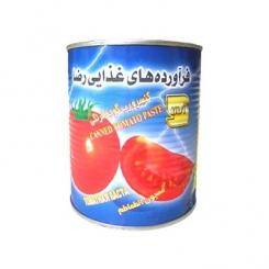 رب گوجه فرنگی رضا 800 گرمی