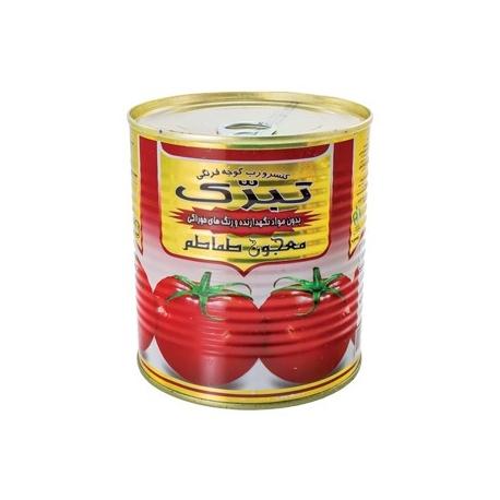 رب گوجه فرنگی تبرک 750 گرمی | جی شاپ