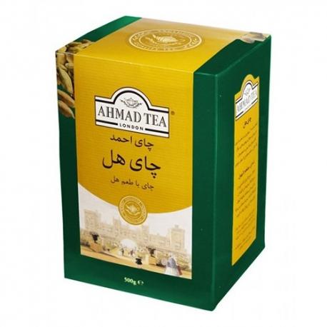 چای احمد با طعم هل