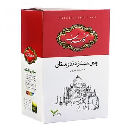 چای ممتاز هندوستان گلستان