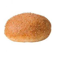 نان همبرگر دانه ای