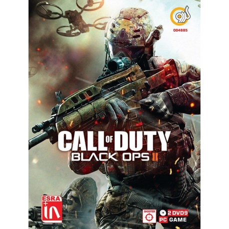 بازی Call Of Duty Black OPS II