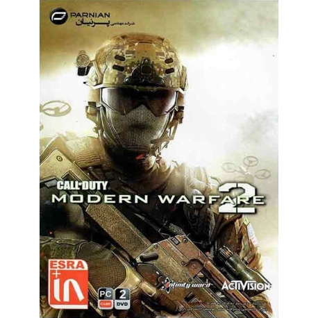 بازی Call Of Duty Modern Warfare 2