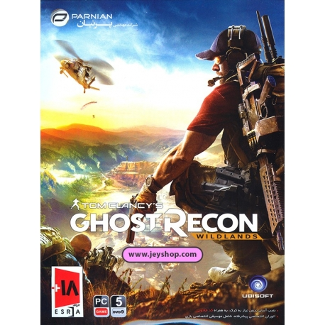 بازی Tom Clancy's Ghost Recon Wildlands