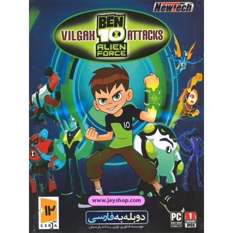 بازی Ben 10 Alien Force