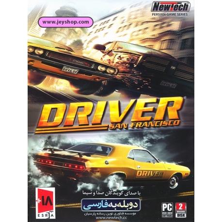 بازی Driver San Francisco