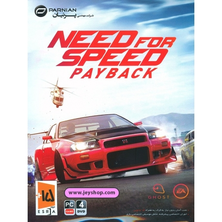 بازی Need For Speed Payback