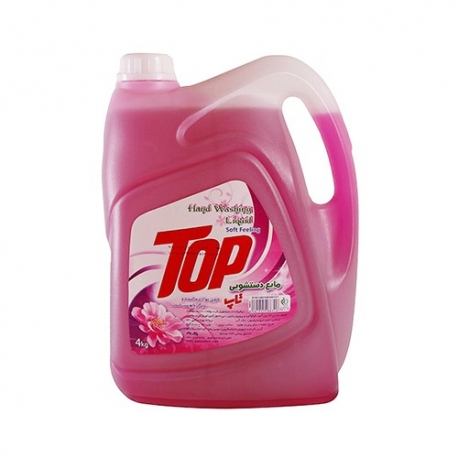 مایع دستشویی تاپ 4 لیتری