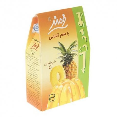 پودر ژله فرمند با طعم آناناس