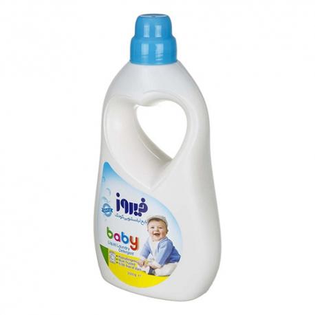 مایع لباس شویی کودک فیروز 2 لیتری
