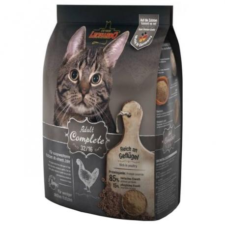 غذای خشک 16-32 گربه بالغ لئوناردو | جی شاپ
