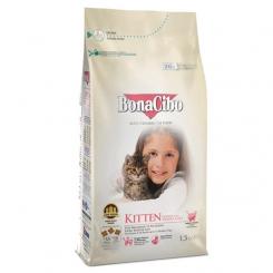 غذای خشک بچه گربه بوناسیبو 1000 گرمی