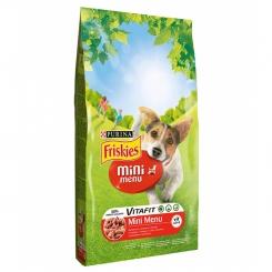 غذای خشک سگ بالغ نژاد کوچک فریسکیس 2000 گرمی