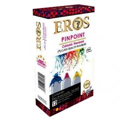 کاندوم رنگی اروس 12 عددی