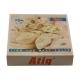 گز سکه آردی 35 درصد پسته 450 گرمی برند عتیق   جی شاپ