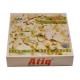 گز سکه آردی 40 درصد پسته 450 گرمی برند عتیق   جی شاپ
