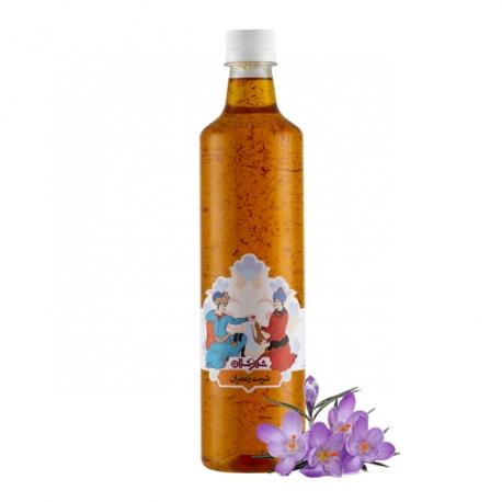 شربت گیاهی زعفران شکرستان | جی شاپ