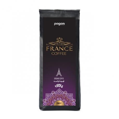 پودر قهوه فرانسه پاگانی تکسو 250 گرمی | جی شاپ