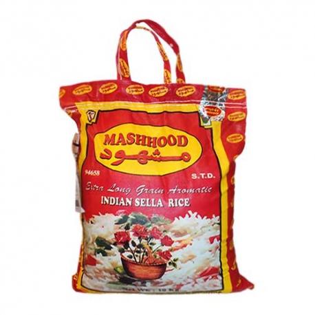 برنج هندی دانه بلند مشهود 10 کیلوگرم | جی شاپ