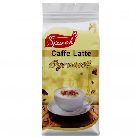 کافه لاته کاراملی Caramel اسپانه 250 گرمی | جی شاپ
