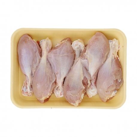 ساق مرغ بدون پوست با استخوان کیلویی | جی شاپ