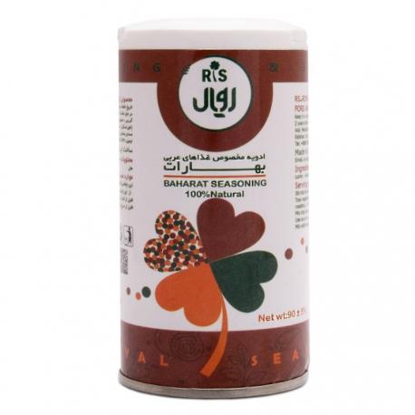 ادویه غذاهای عربی بهارات آر اس رویال 90 گرمی | جی شاپ