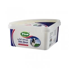 پنیر سفید ایرانی فتا صباح 600 گرمی نسبتا چرب