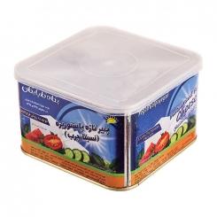 پنیر تازه نسبتا چرب پگاه حلب 800 گرمی پاستوریزه و هموژنیزه