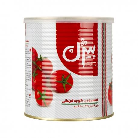رب گوجه فرنگی بیژن 800 گرمی   جی شاپ