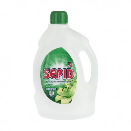 مایع لباسشویی سپید 3 حجم 3 کیلویی | جی شاپ