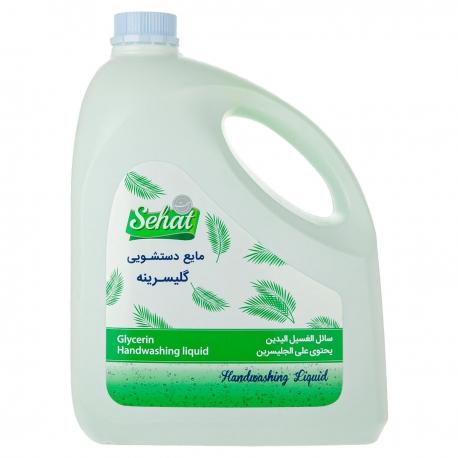 مایع دستشویی گلیسرینه صحت 4 لیتری | جی شاپ