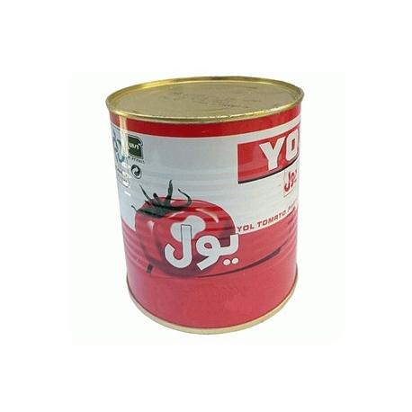 رب گوجه فرنگی یول 800 گرمی | جی شاپ