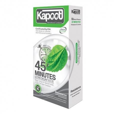 کاندوم 45 دقیقه تاخیری کاپوت | جی شاپ