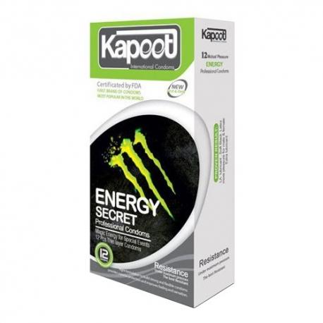 کاندوم انرژی تحریکی کاپوت   جی شاپ