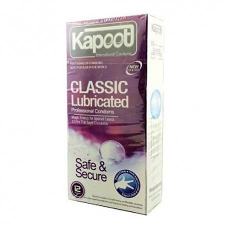 کاندوم کلاسیک کاپوت   جی شاپ