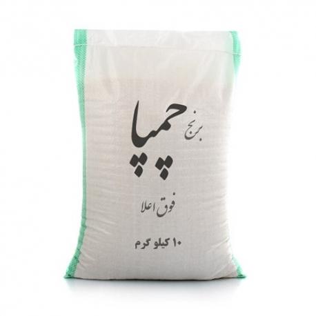 برنج عنبربو خوزستان چمپا 10 کیلوگرم | جی شاپ