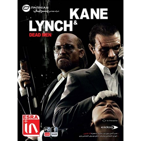 بازی Kane & Lynch Dead Men