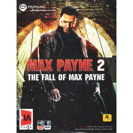 بازی Max Payne 2 The Fall Of Max Payne