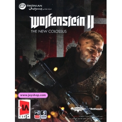 بازی Wolfenstein 2 The New Colossus