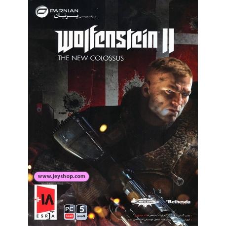 بازی Wolfenstein 2 The New Colossus