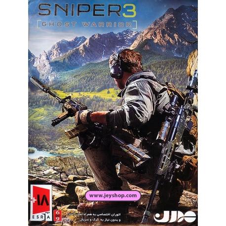 بازی Sniper 3 Ghost Warrior