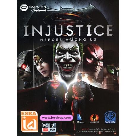 بازی Injustice Heroes Among Us