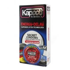 کاندوم انرژی تاخیری کاپوت 12 عددی