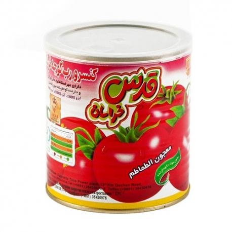 رب گوجه فرنگی قدس 800 گرمی