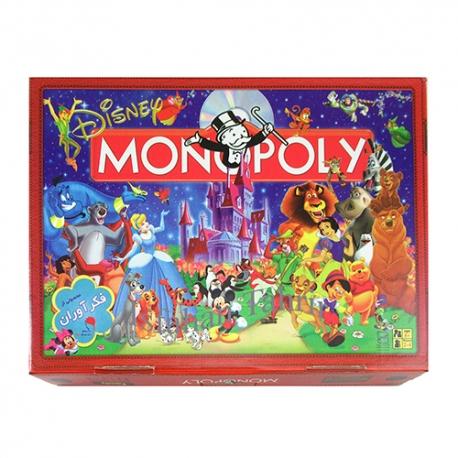 بازی مونوپولی Monopoly