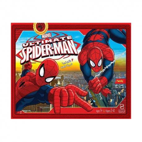 بازی کارتی مرد عنکبوتی