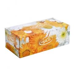 دستمال کاغذی 150 برگ شکوه (300 برگ دولا شده)