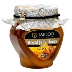 عسل ژل رویال تکسو 500 گرمی