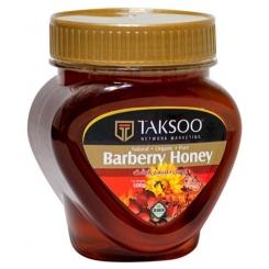 عسل زرشک تکسو 500 گرمی