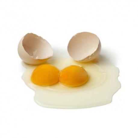 تخم مرغ دو زرده بسته 9 عددی